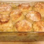 Chicken and Vegetable Cobbler