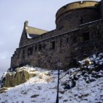A weekend in Edinburgh: Edinburgh Castle