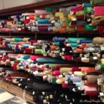 Possibly the best fabric shop in the world…