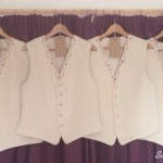 Wedding Waistcoats – complete!