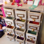 Lined wooden drawers (part 2)
