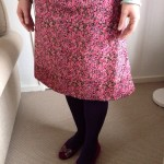 Amy Butler A-line Skirt
