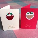 Tutorial: Mini Christmas cards and envelopes
