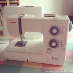 My new sewing machine!