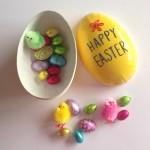 The School of Thrift: Easter egg tutorial