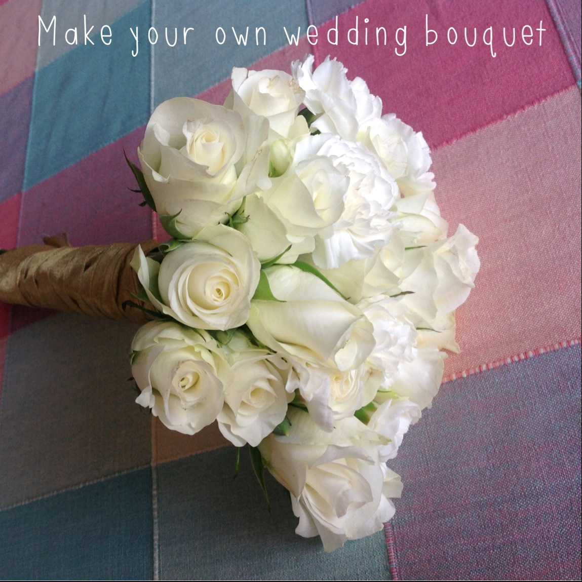 Make your own wedding bouquet | Hello! Hooray!