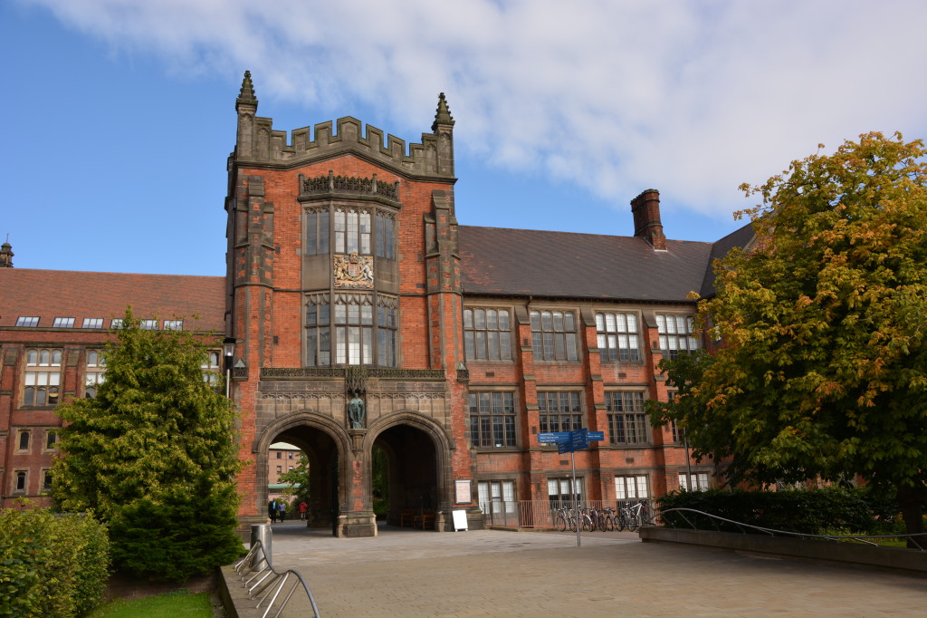 Newcastle University Arches