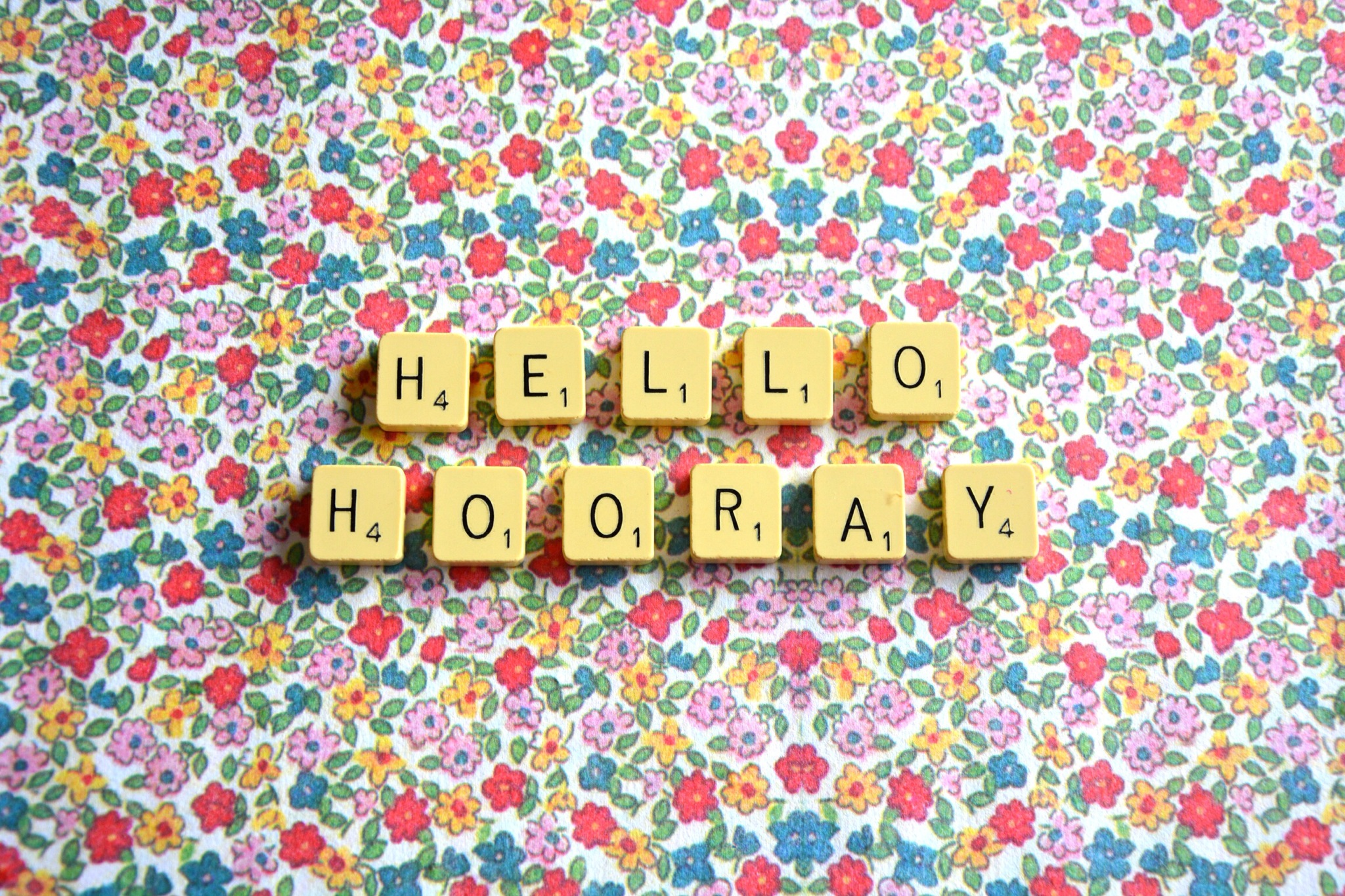 Welcome to Hello! Hooray!