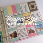 Project Life: September 2014
