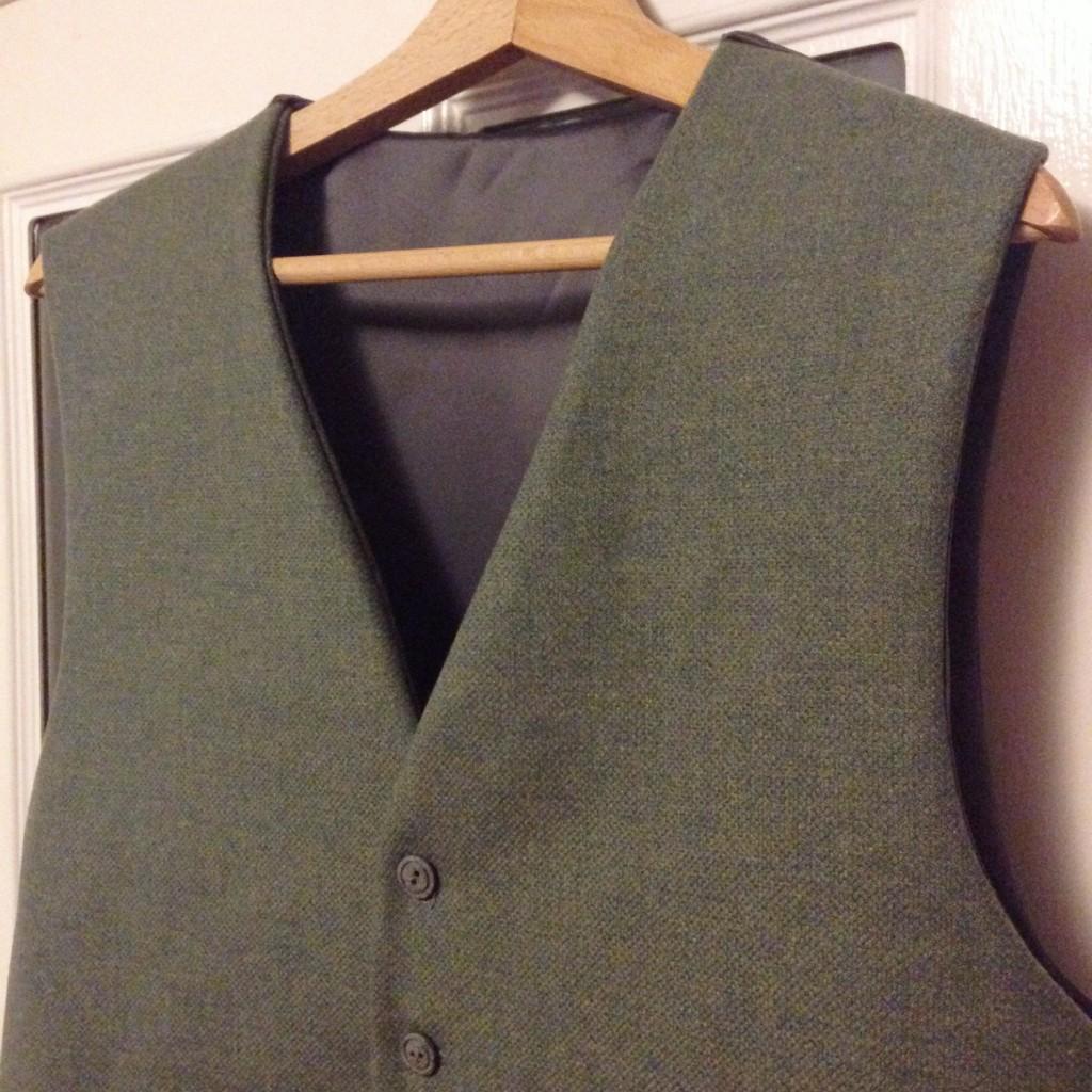 Tweed waistcoat | Hello! Hooray!