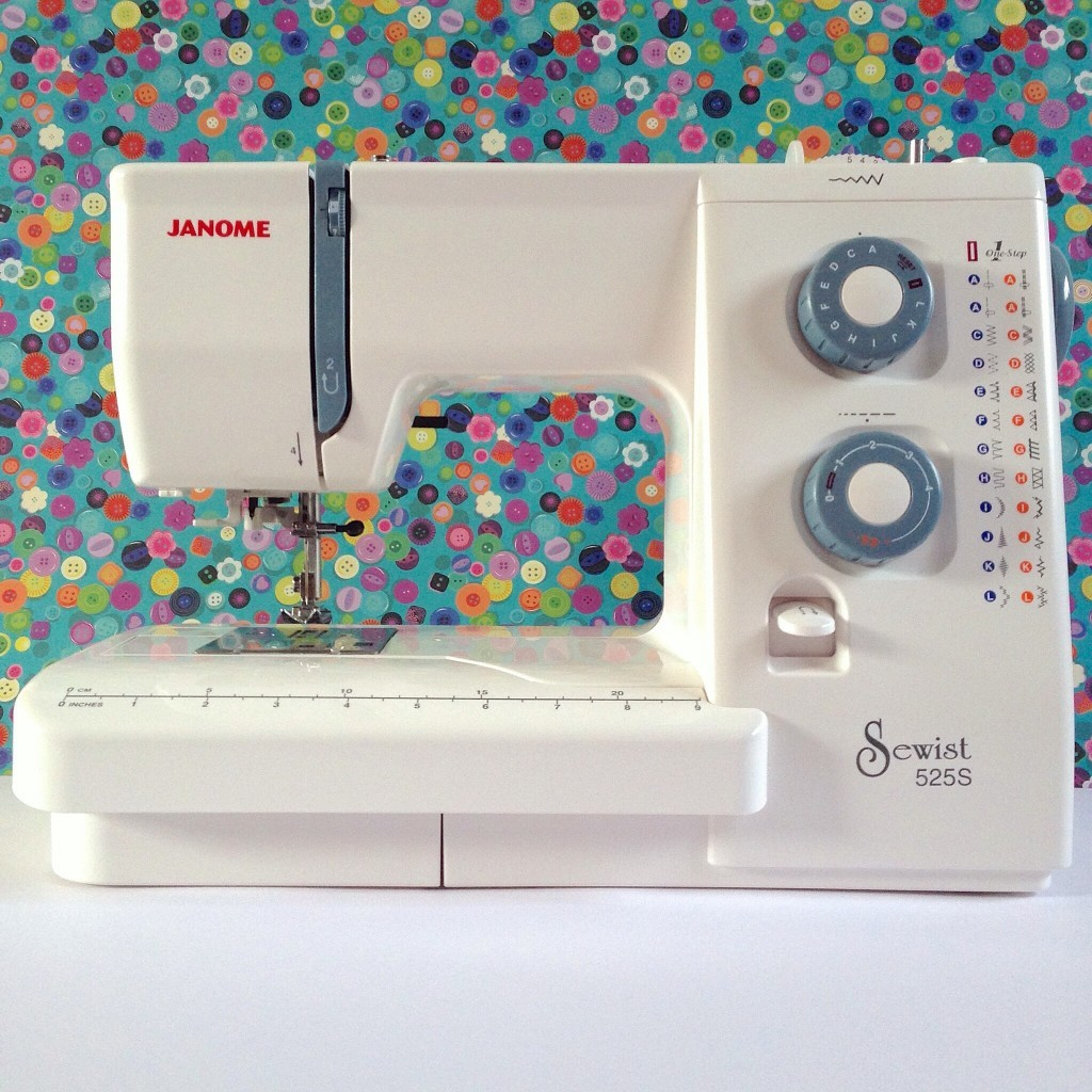 Love my sewing machine