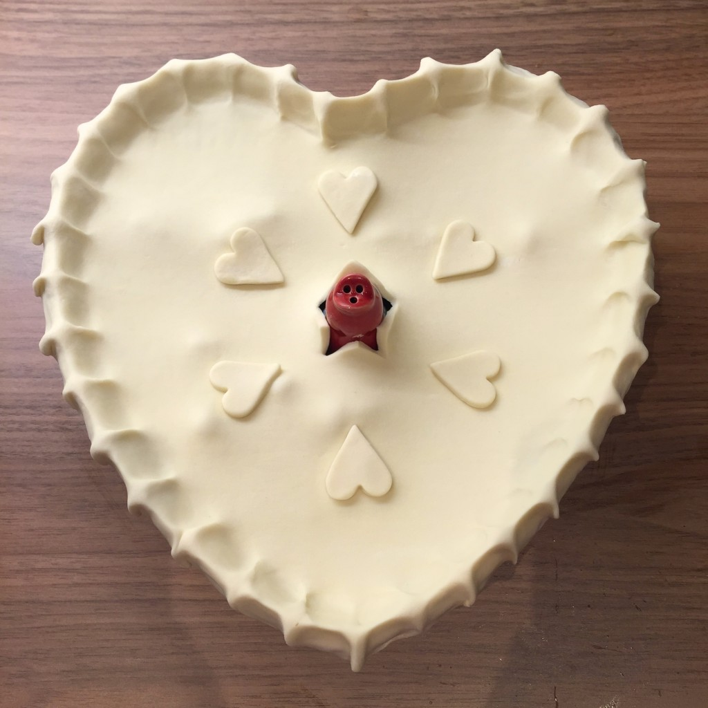Decorate your pie