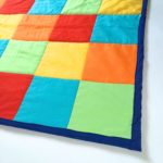 Another patchwork baby quilt