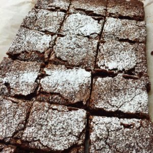 Hummingbird Bakery Brownies | Hello! Hooray!