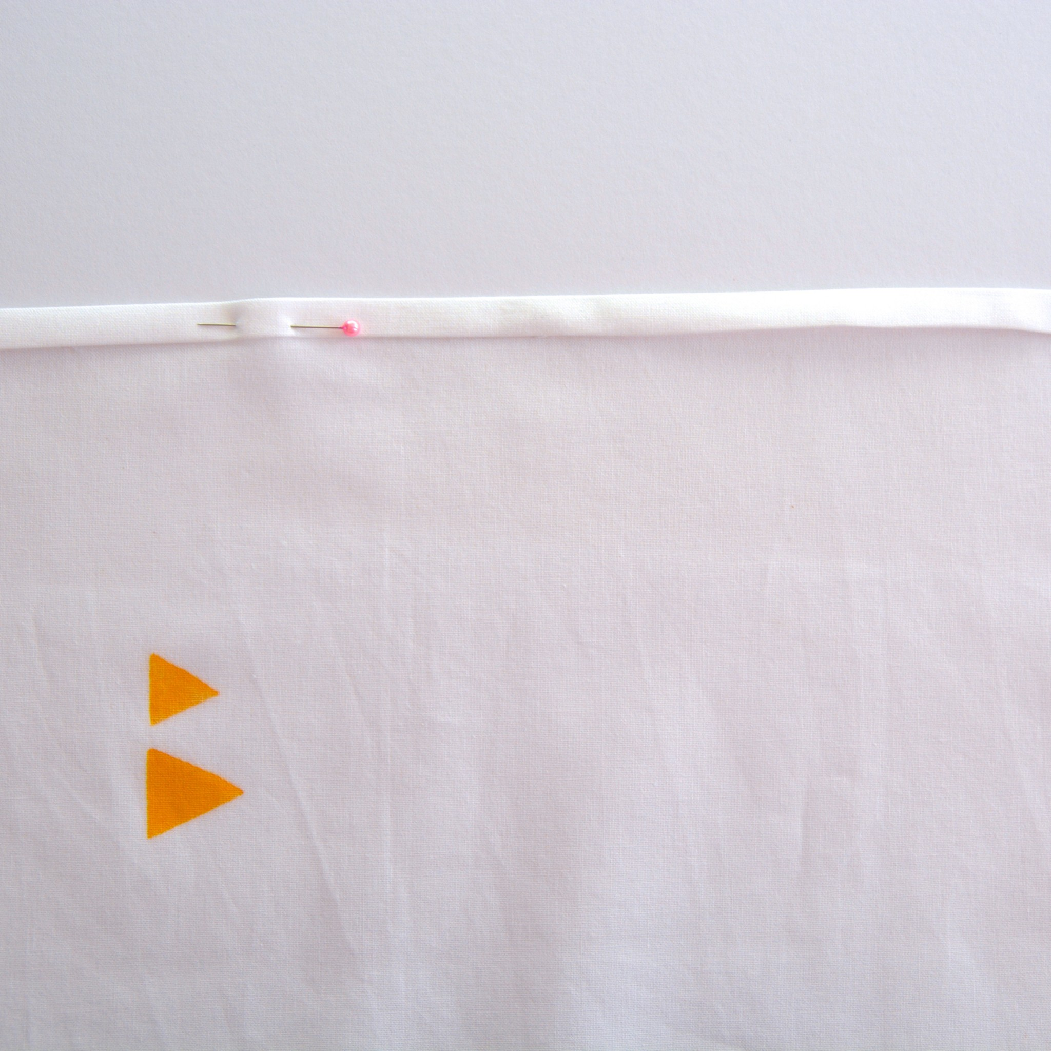 Stitch the side seams | Hello! Hooray!