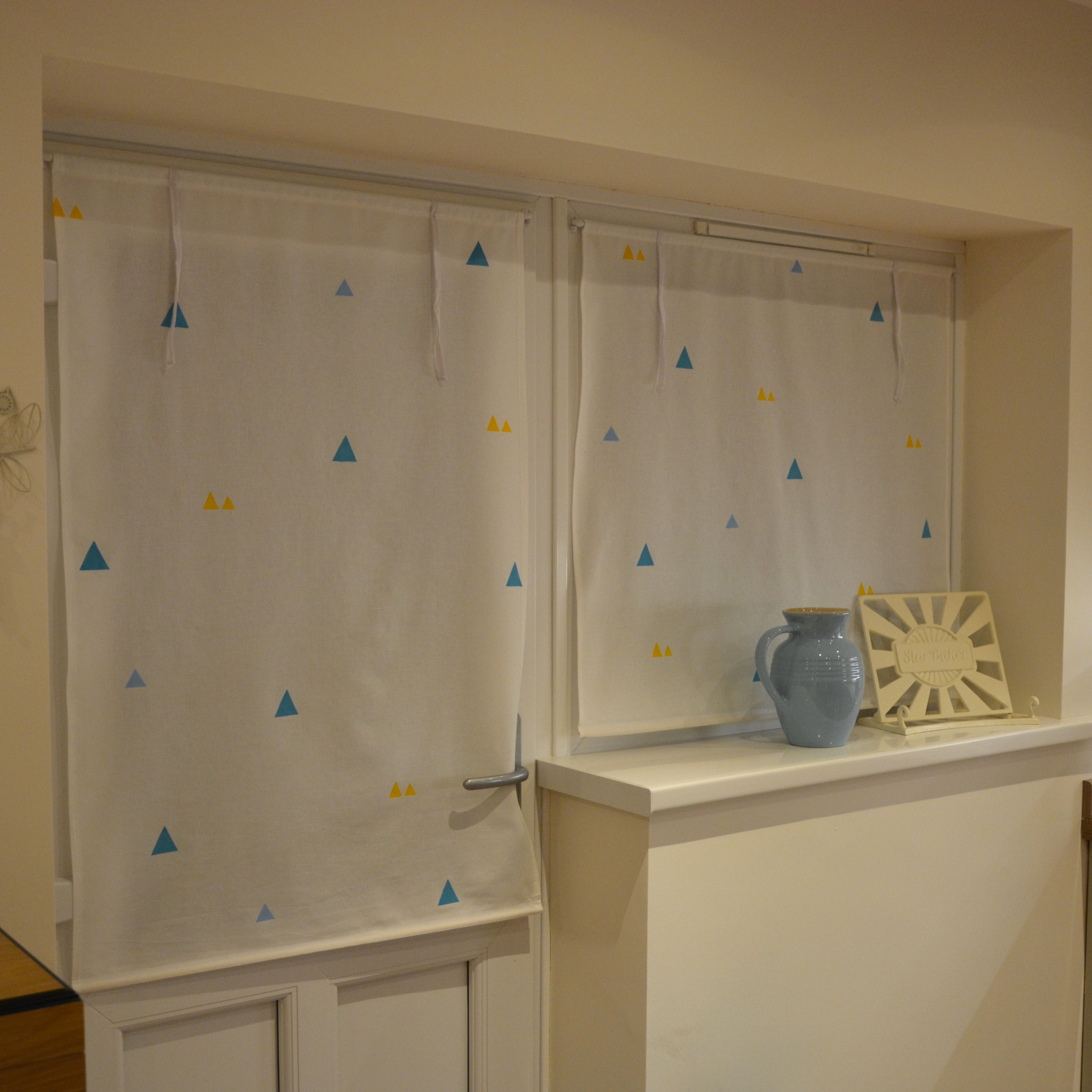 Fabric blinds | Hello! Hooray!