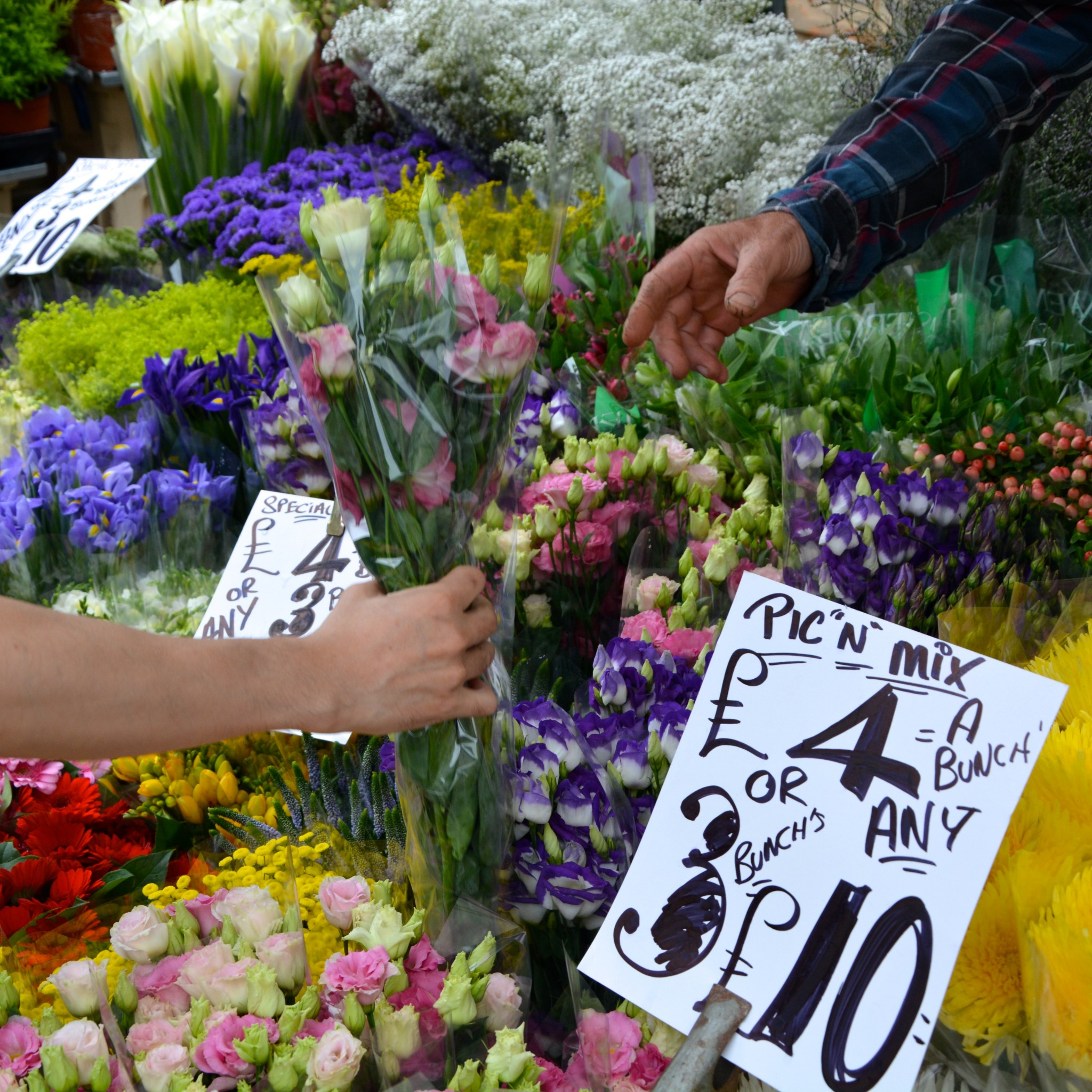 Columbia Road Flower Market | Hello! Hooray!
