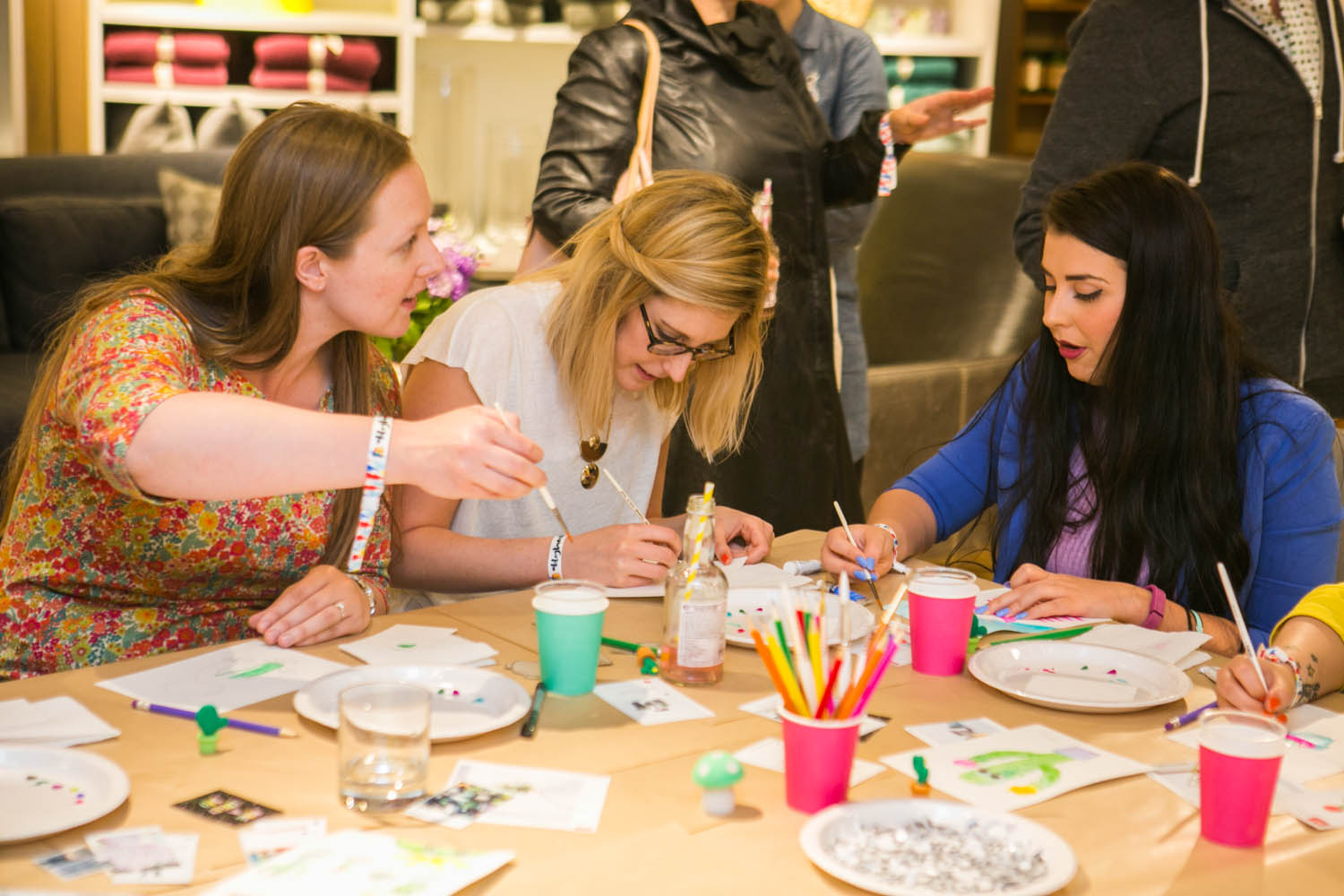 West Elm x Pinterest UK Pintacular at Blogtacular 2015 Official Photos by Piers MacDonald. Thanks Mollie Makes (95)