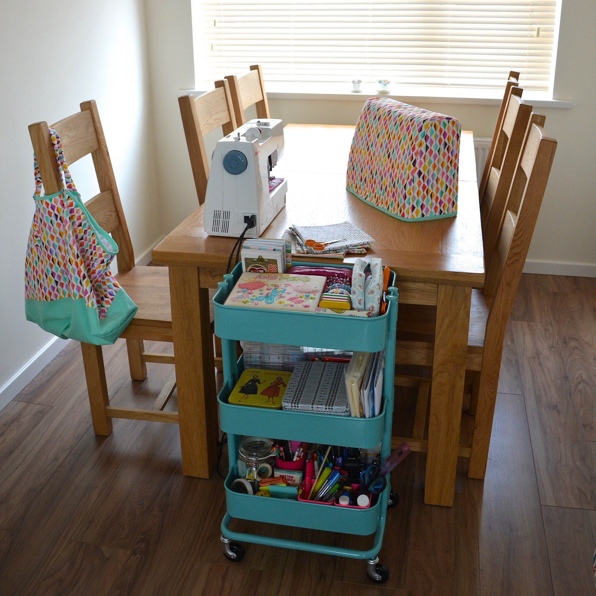 Craft organisation | Hello! Hooray!