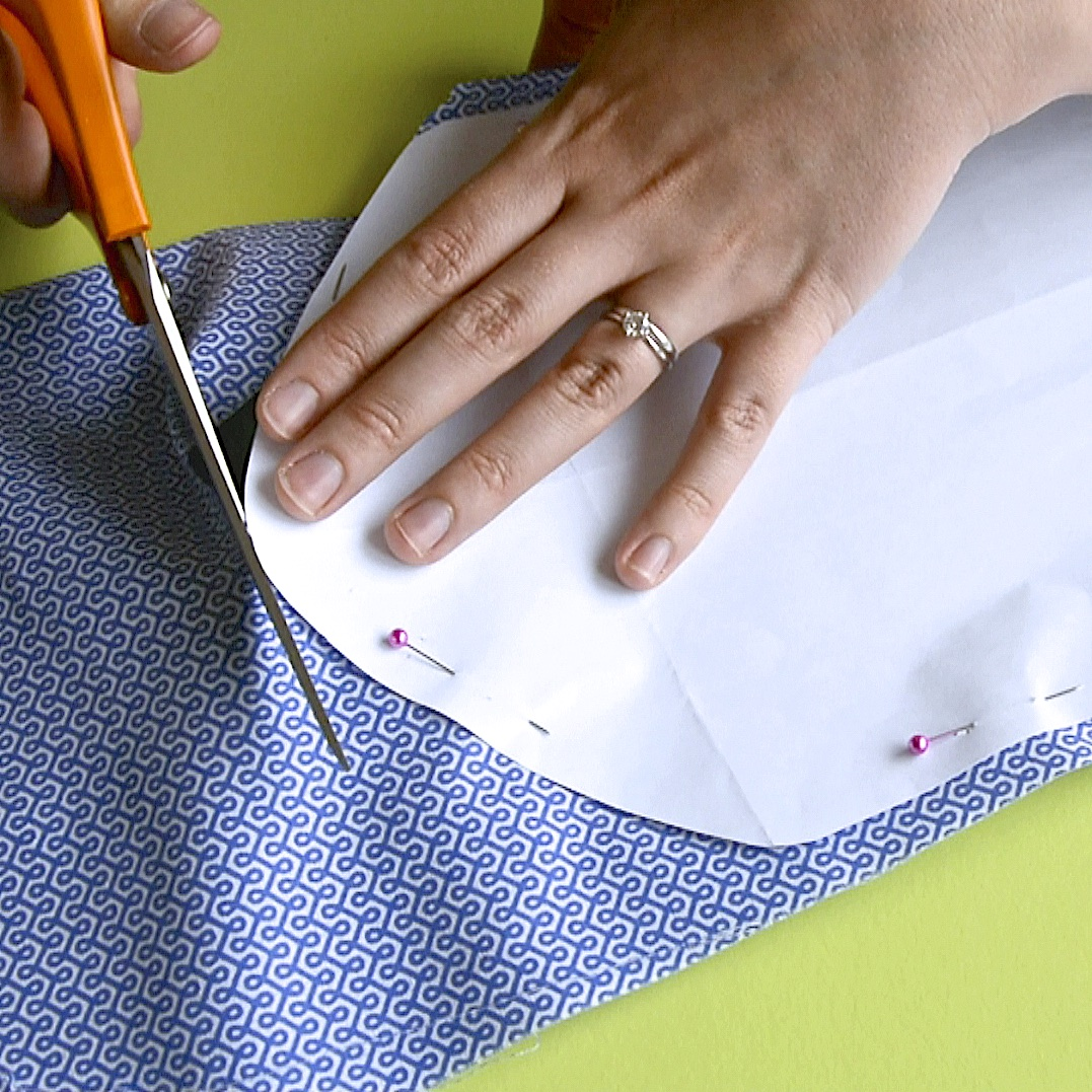 Fabric banner tutorial | Hello! Hooray!