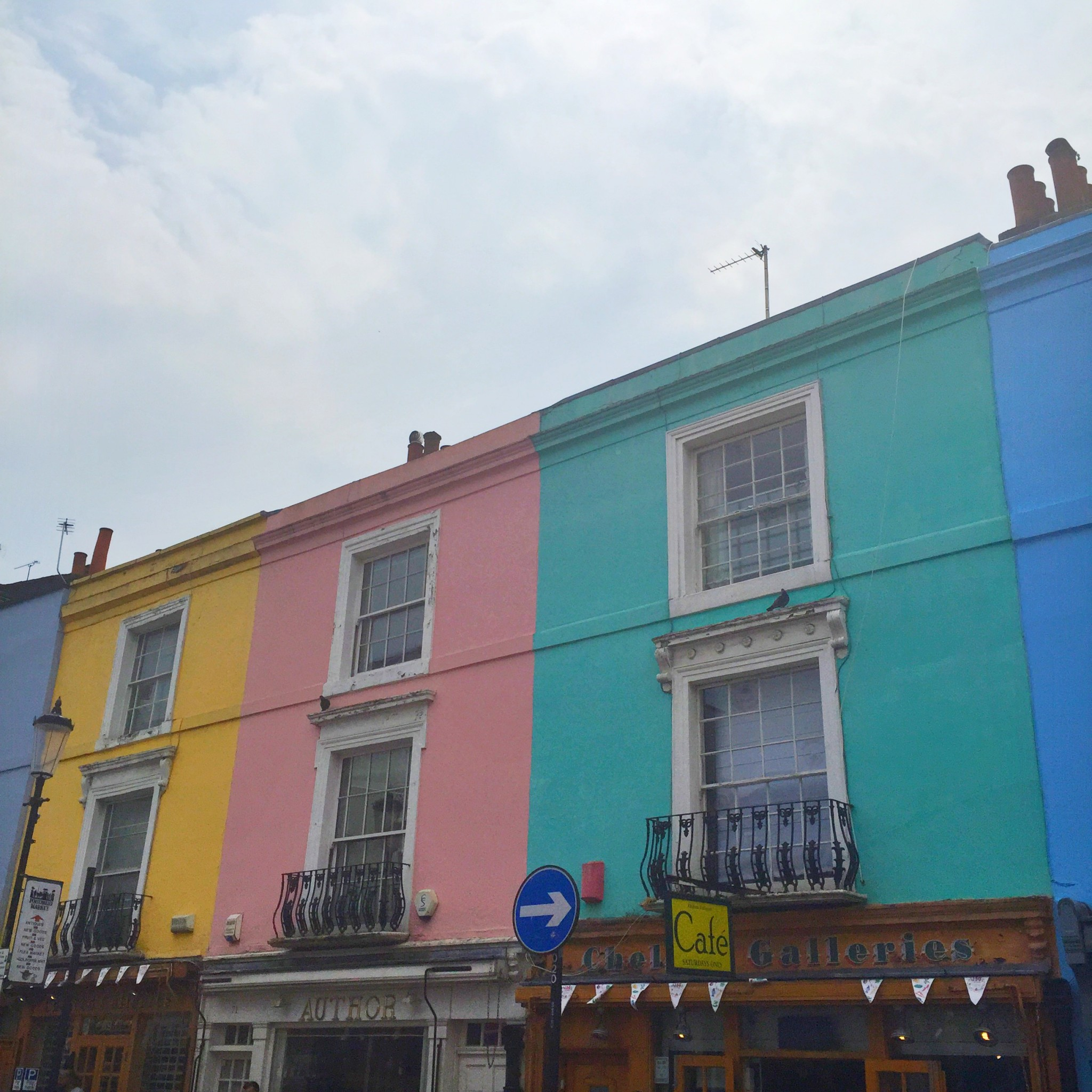 Portobello Road | Hello! Hooray!