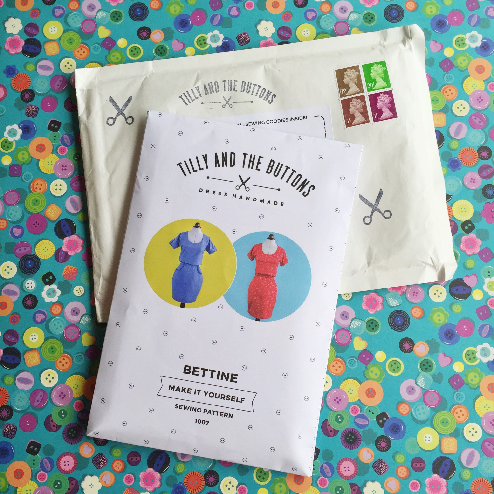 Bettine pattern