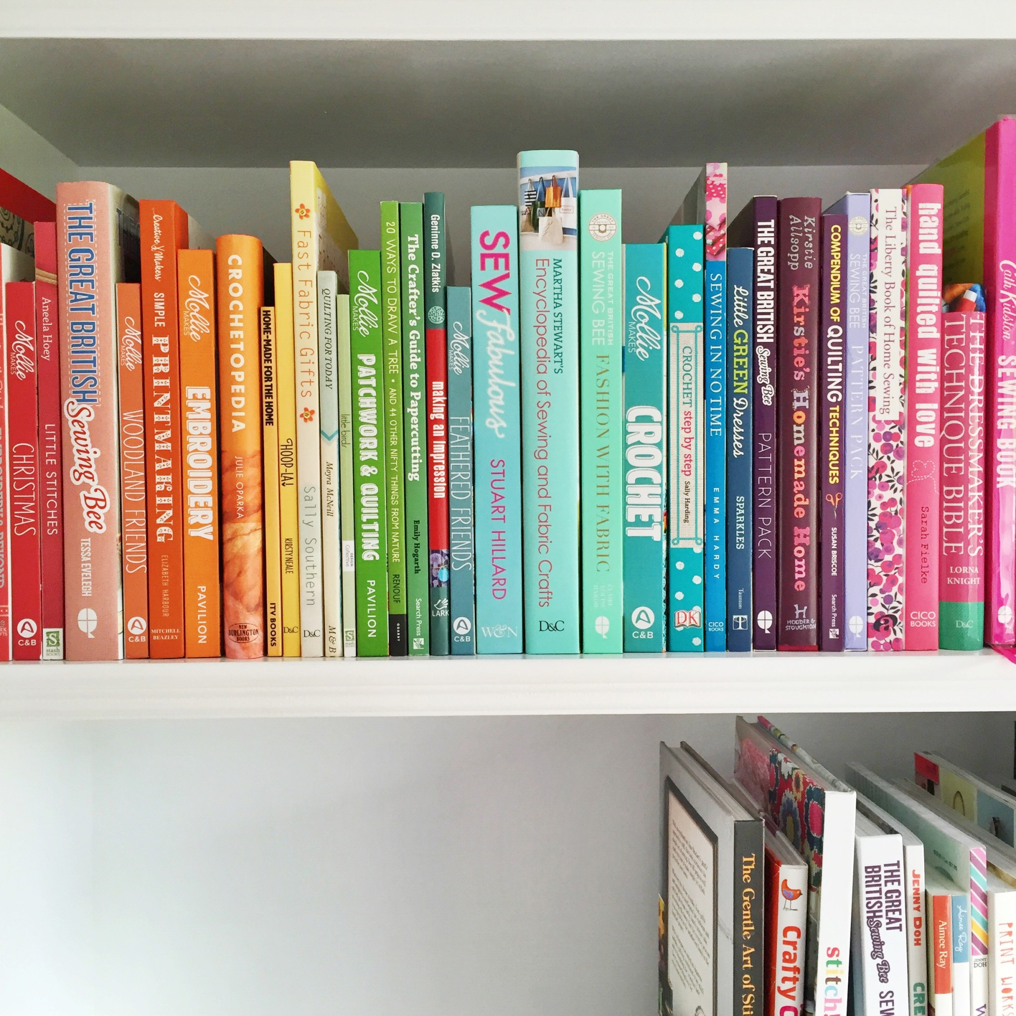 Rainbow books | Hello! Hooray!