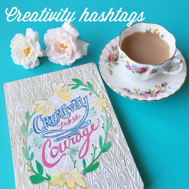 Creativity hashtags | Hello! Hooray!