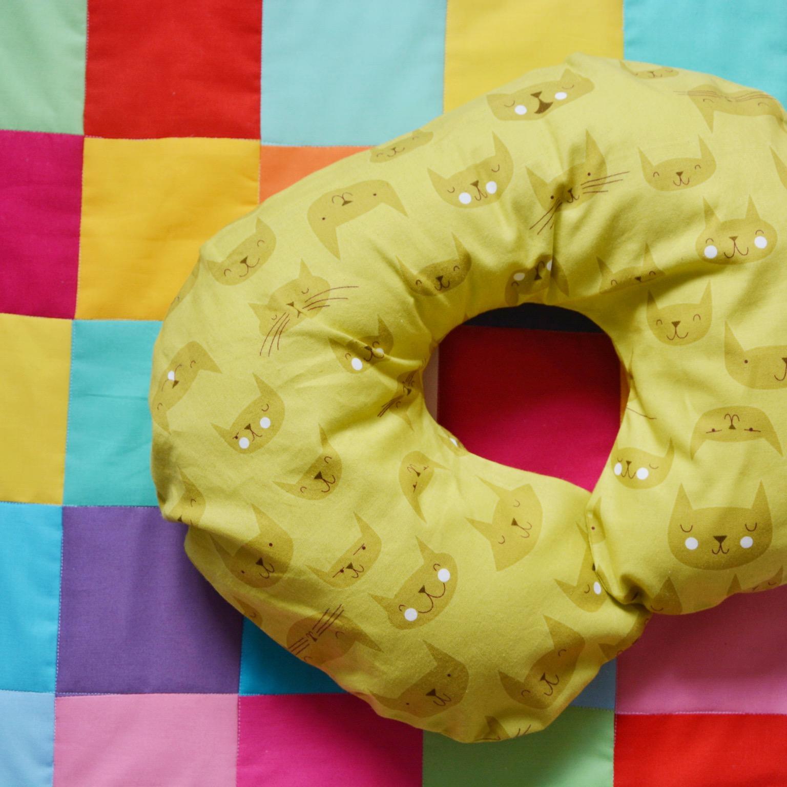 Poppy Pillow review   Hello! Hooray!