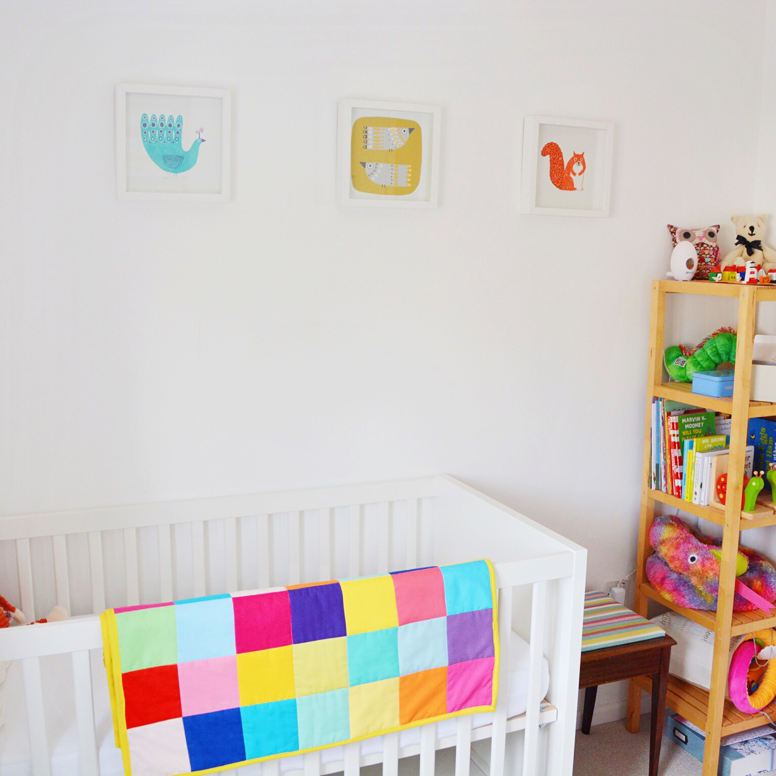 Little One's nursery | Hello! Hooray!