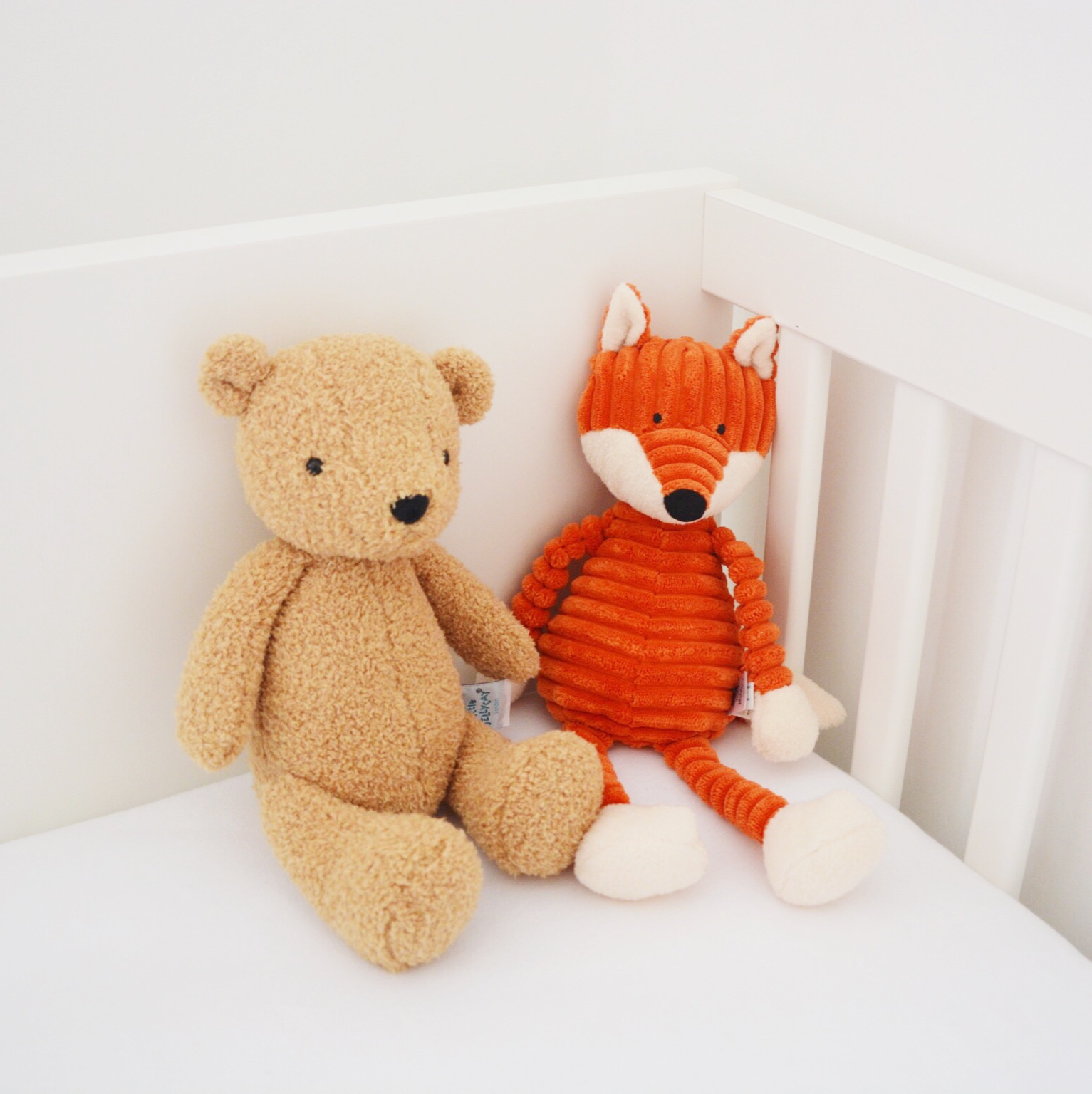 Bear and Mr Fox | Hello! Hooray!