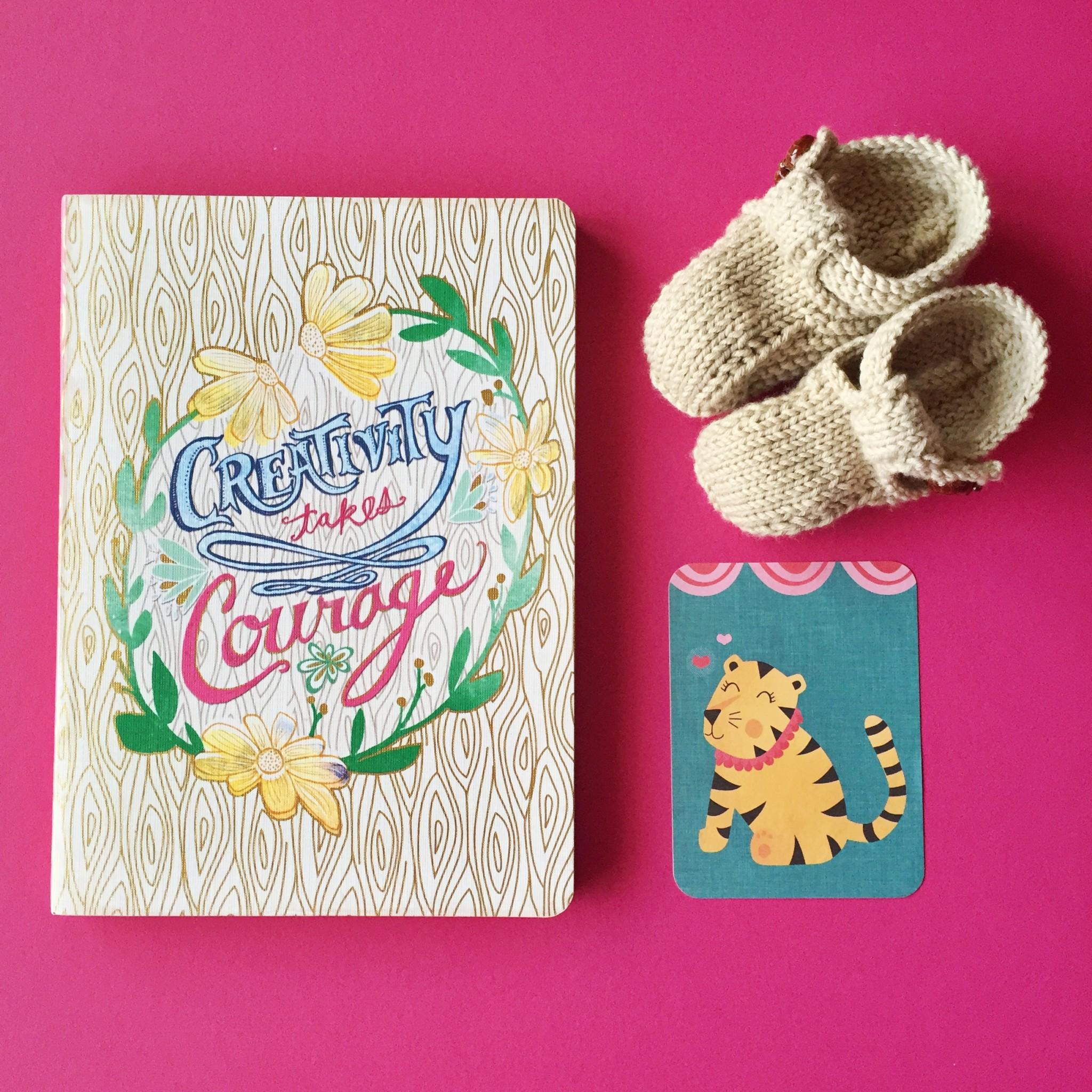 Creativity takes courage | Hello! Hooray!