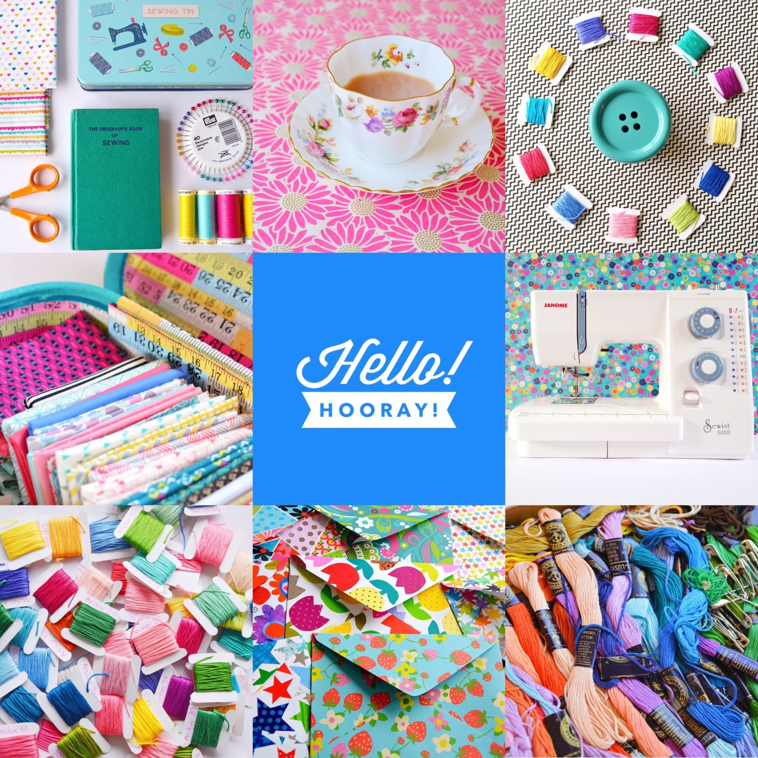 Craft workshops in Newcastle | Hello! Hooray!