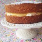 Mary Berry's Lemon Victoria Sandwich