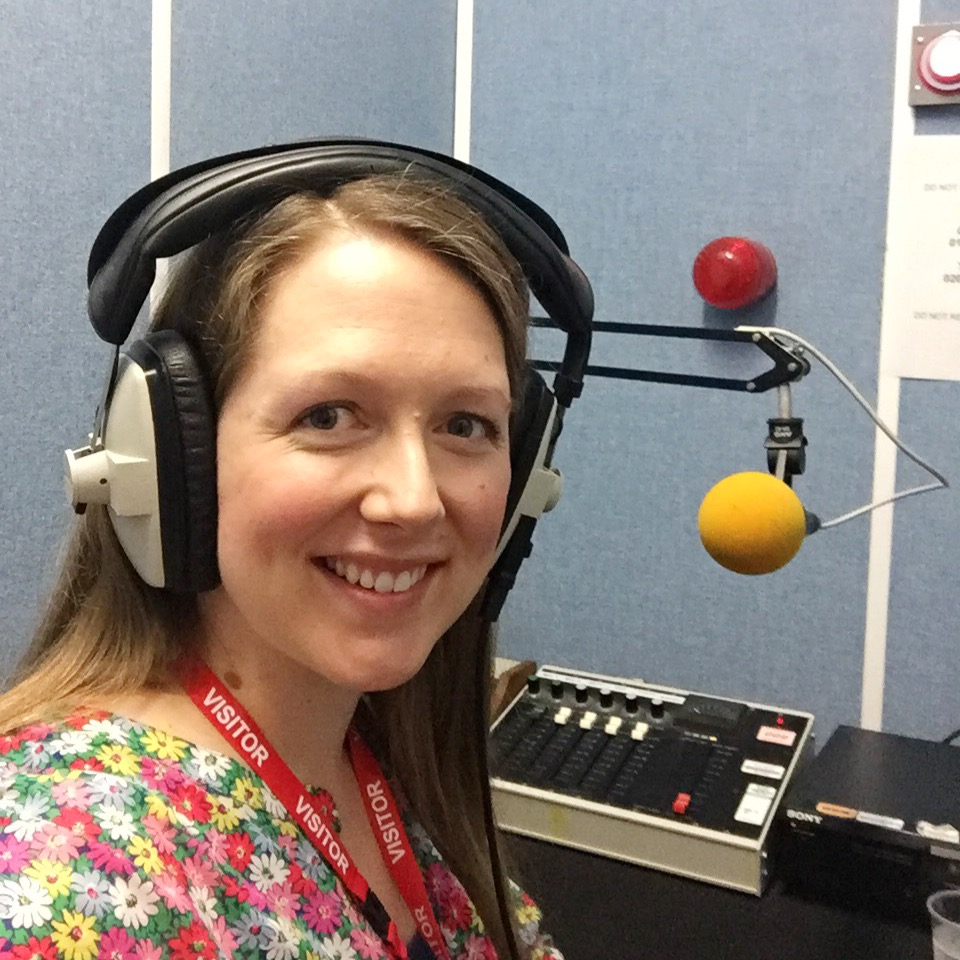 On the radio | Hello! Hooray!