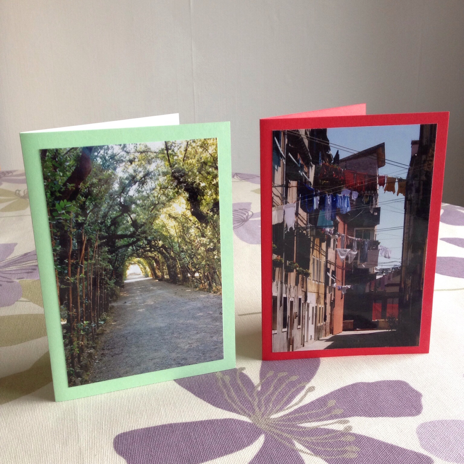 Photo cards with holiday snaps | Hello! Hooray!