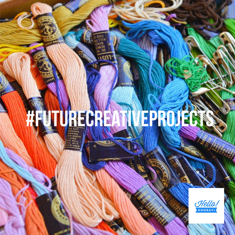 #futurecreativeprojects | Hello! Hooray!