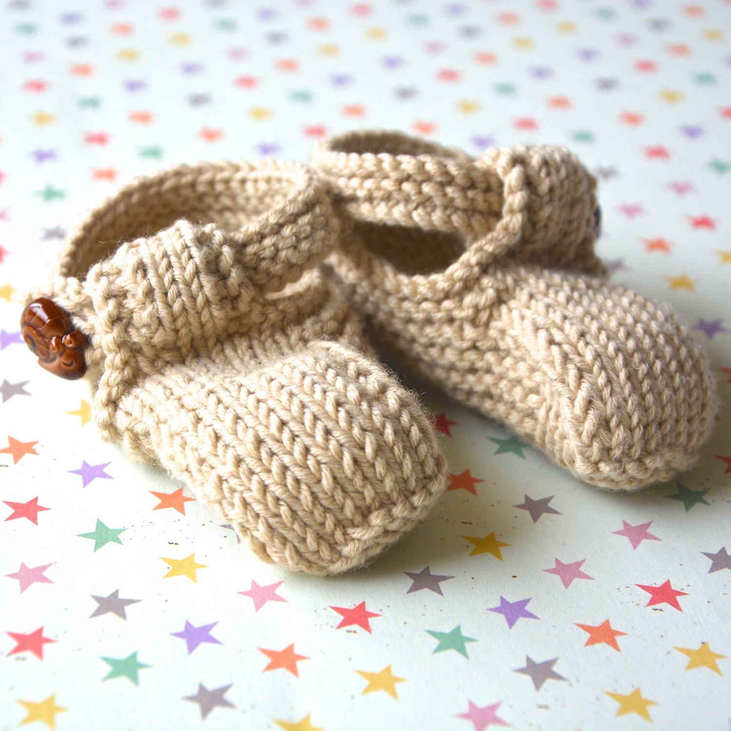 Baby booties | Hello! Hooray!
