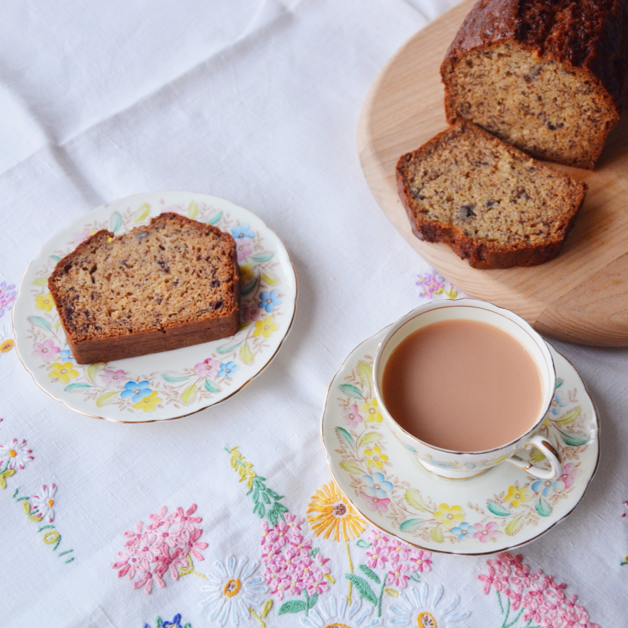 Banana bread | Hello! Hooray!