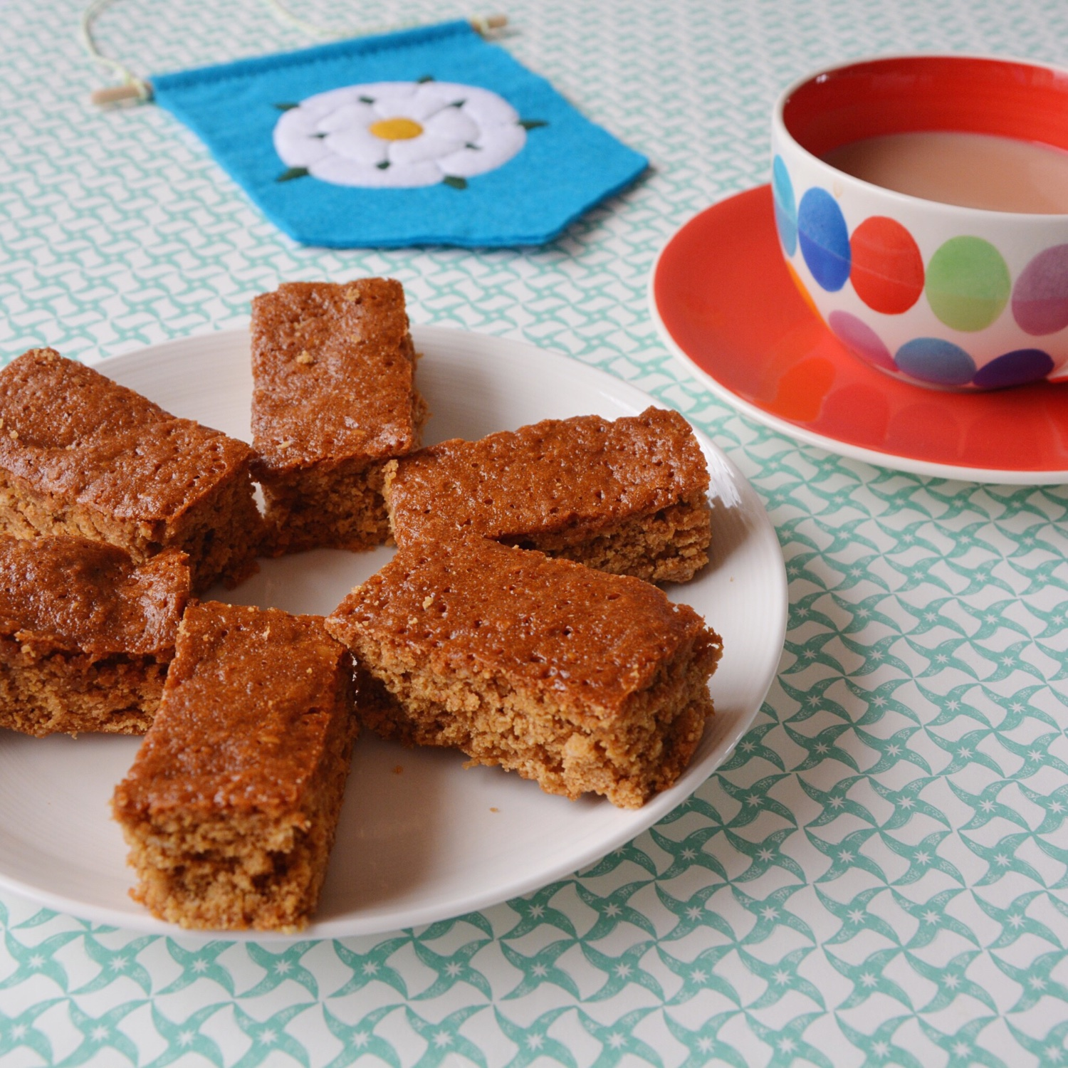Yorkshire Day parkin | Hello! Hooray!