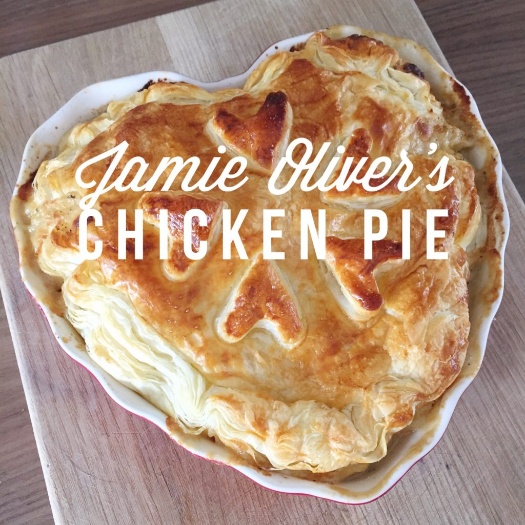 Jamie Oliver's Chicken Pie | Hello! Hooray!