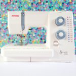 Sewing machine review: Janome Sewist 525S
