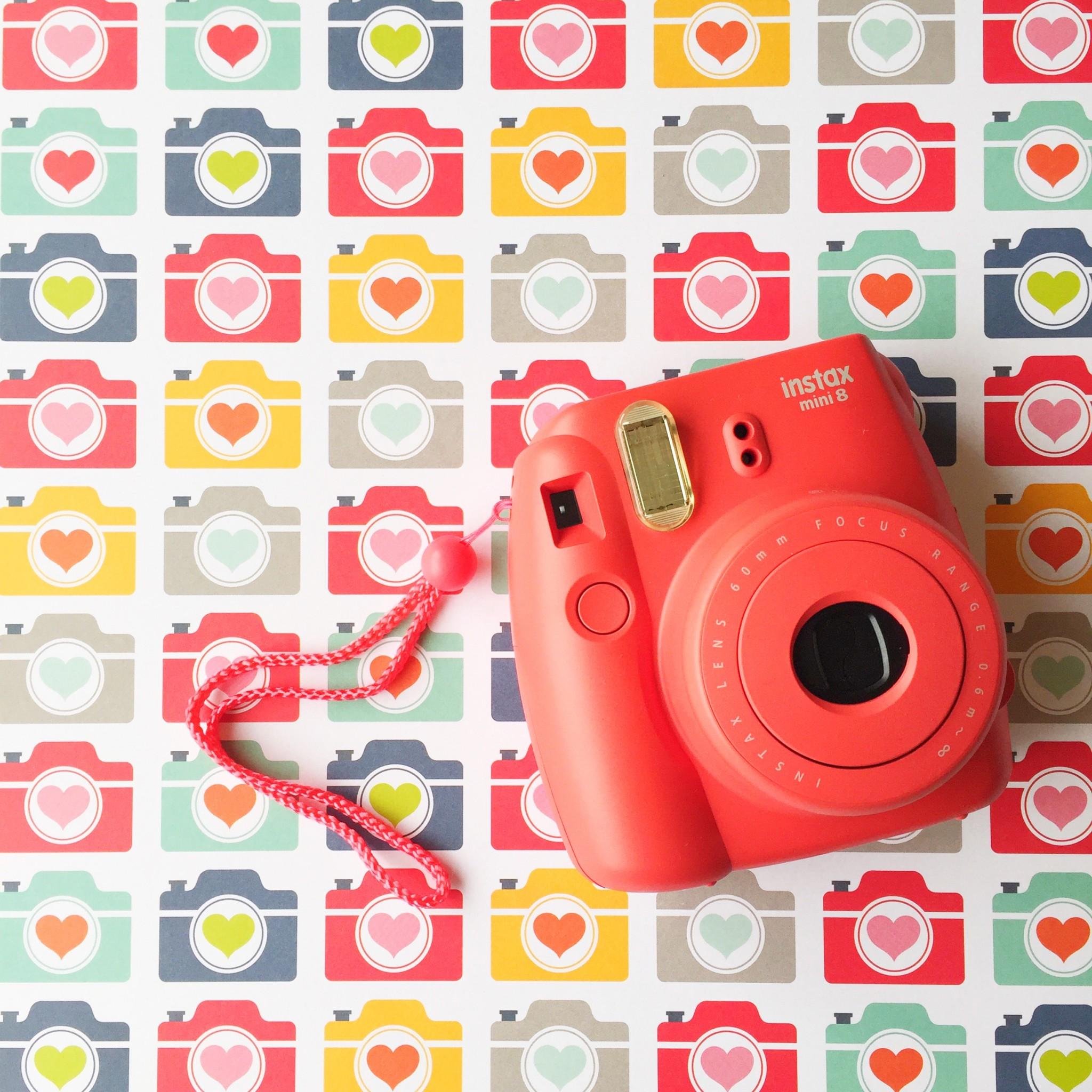 Summer polaroid pictures | Hello! Hooray!