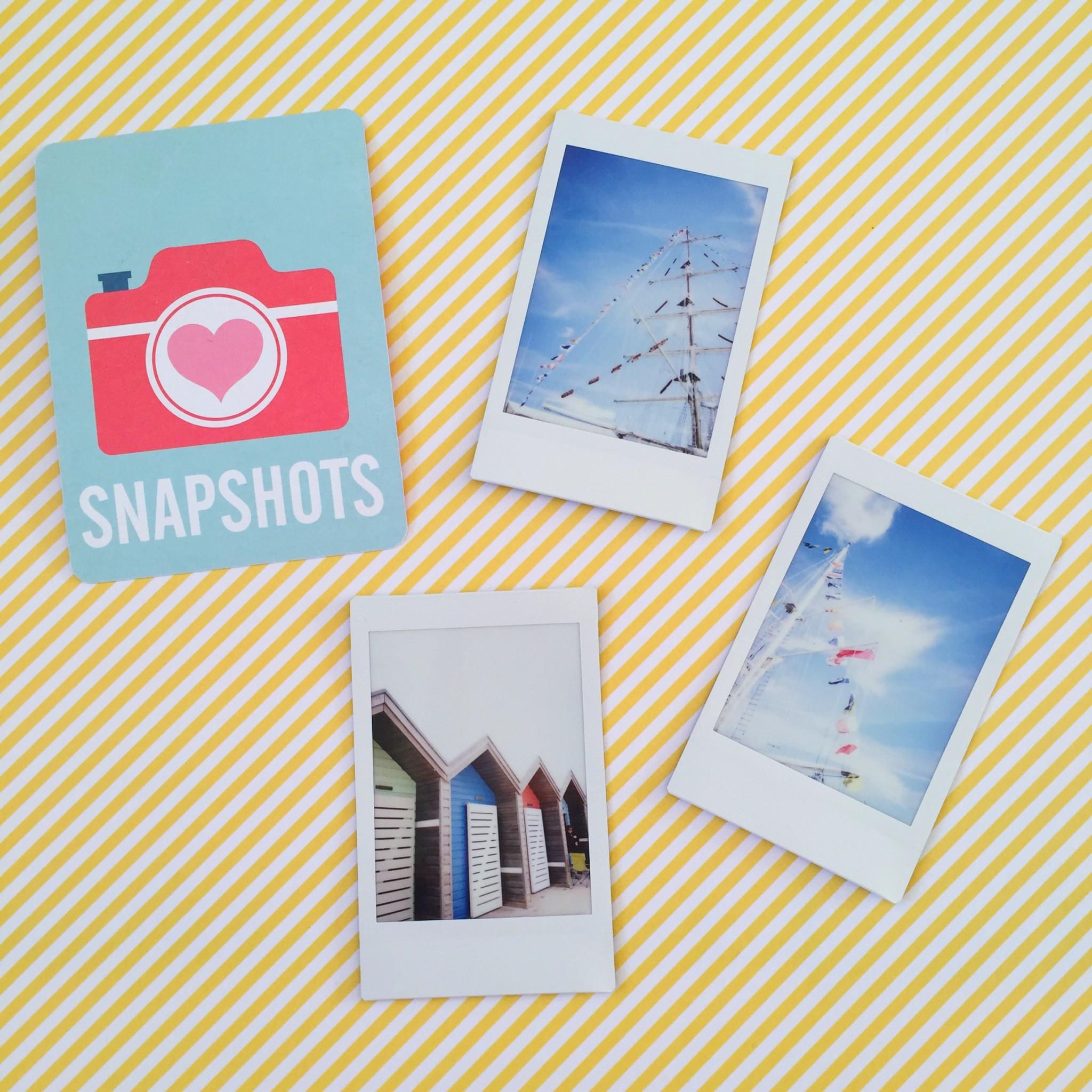 Summer polaroid pictures snapshots | Hello! Hooray!