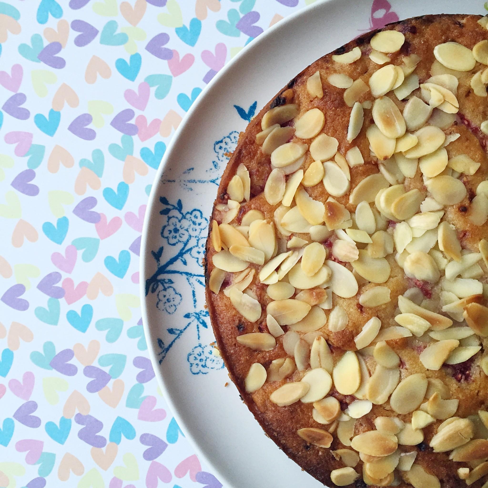 Bakewell Cake | Hello! Hooray!