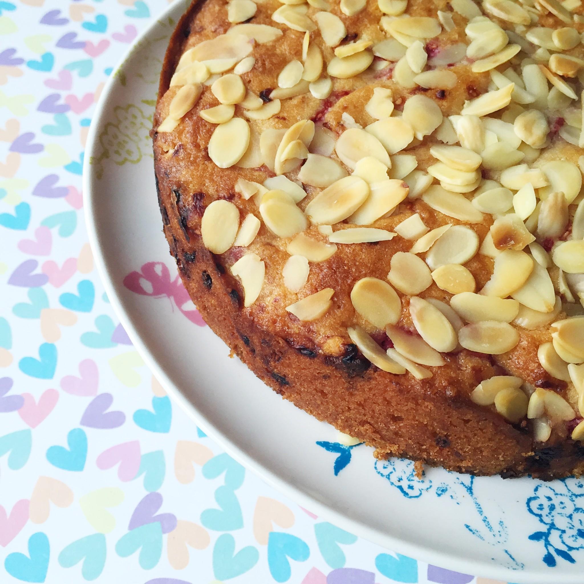 Rachel Allen's Bakewell Cake | Hello! Hooray!