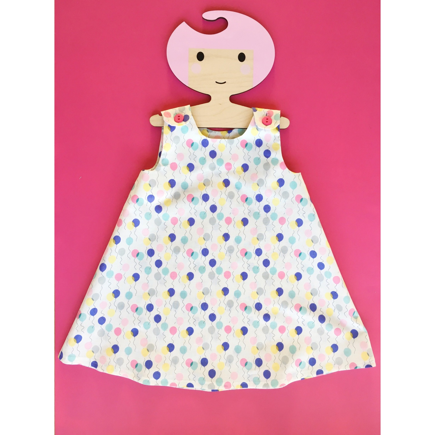 A special dress for our birthday girl! | Hello! Hooray!