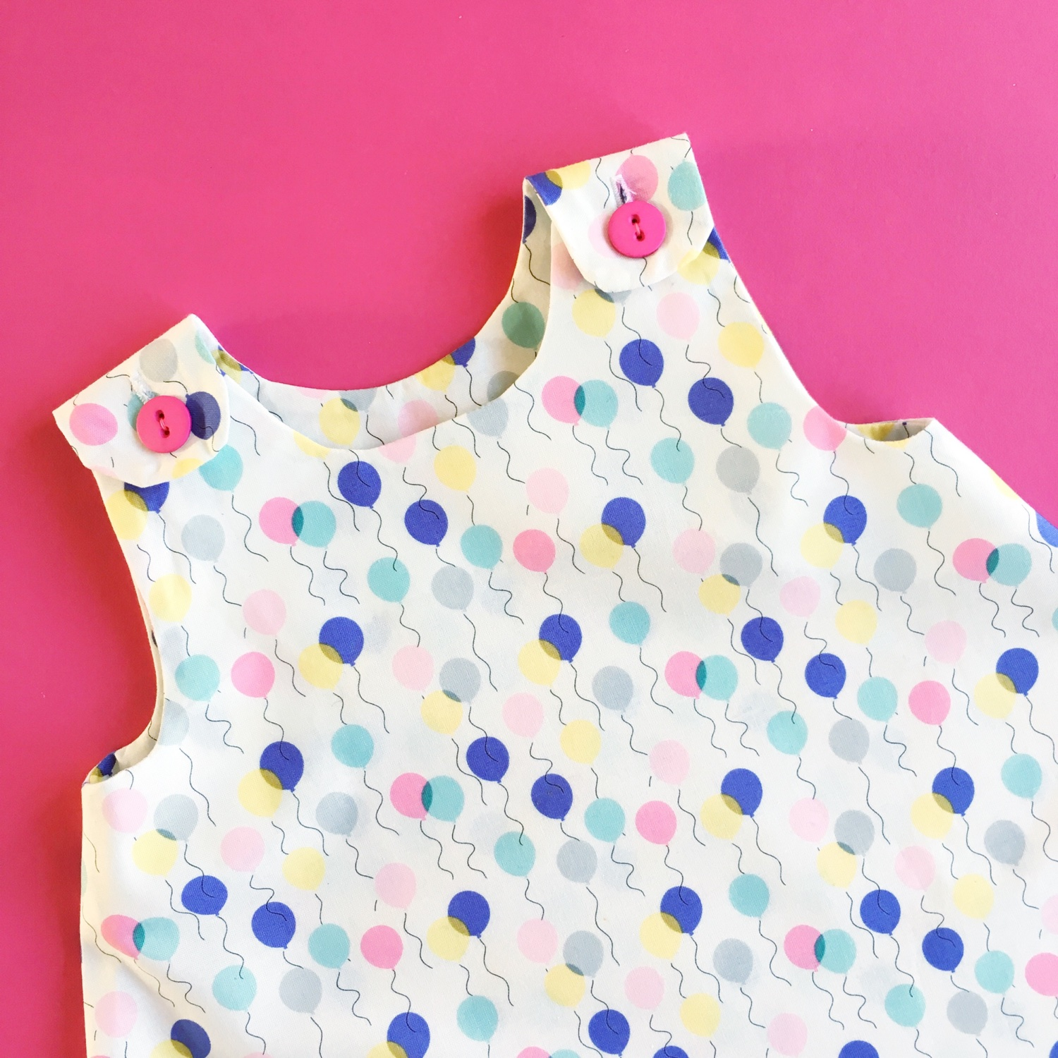 Little One's first birthday dress | Hello! Hooray!