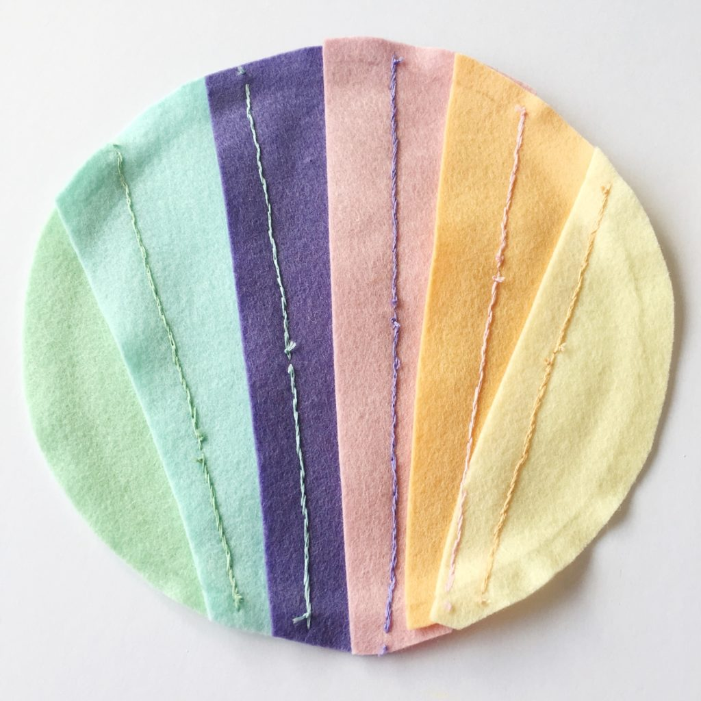Crafty Colour Palette #2 Step 6   Hello! Hooray!