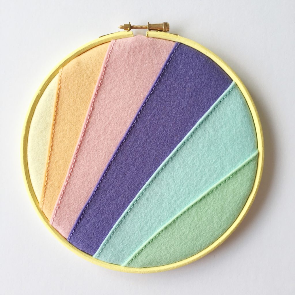 Crafty Colour Palette #2 pin hoop | Hello! Hooray!